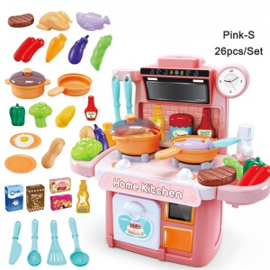 Kids Kitchen Toys Kitchen Play Cooking Toys Kitchen Toys Set Pretend Play