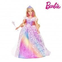 Barbie Dreamtopia Royal Ball Princess Doll Toys for Kids Girls Boys