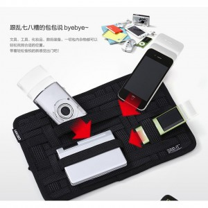GRID-IT Accessory Organizer Pocket Bag Case Accessories