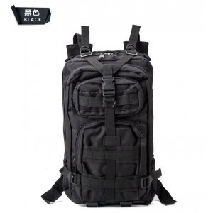 25L 3P Military Army Tactical Camping Durable Hiking Backpack Bag