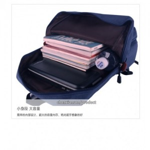 Bag Canvas Backpack Laptop Bag Casual Light Weight Waterproof Travel Beg 193