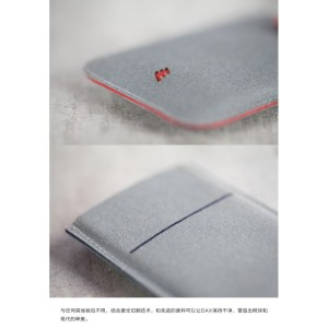 DAX Multi functional Wallet New Version Genuine Leather Multi-layer card holder with a trick up its sleeve