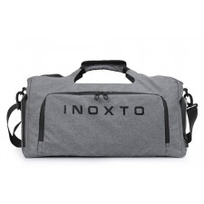 IX INOXTO Travel Duffle Bag Gym Beg Waterproof Messenger Bag Large Casual Fashion Outfit For Men And Women