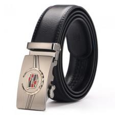 Doulilu Men Leather Quality Smooth Automatic Buckle Tali Pinggang Waist Belt 260