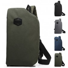 OZUKO Sling Chest Bag New Fasion Casual Outfit for Men Women Travel and Daily Use Crossbody Bag Shoulder Beg