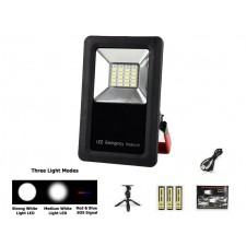 Rechargeable LED Spot Flood Light Outdoor Camping Working 30W USB Torchlight