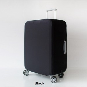 Extra Thick Luggage Cover Protector Elastic - Plain Color
