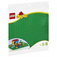 LEGO 2304 DUPLO Green Base Plate