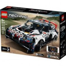 Lego 42109 Technic App-Controlled Top Gear Rally
