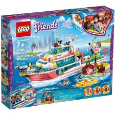 Lego 41381 Friends Rescue Mission Boat