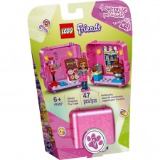 LEGO 41407 FRIENDS Olivia's Play Cube Sweet Shop