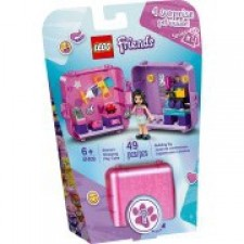 LEGO 41409 FRIENDS Emma's Play Cube Toy Store