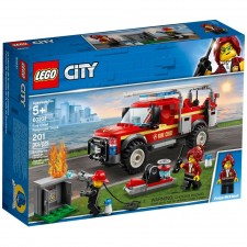 Lego 60231 City Fire Chief Response Truck
