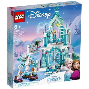 Lego 43172 Disney Frozen 2 Elsa's Ice Palace