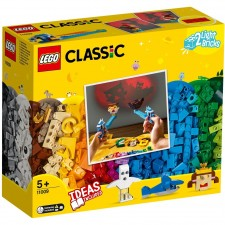 Lego 11009 Classic Bricks and Lights Shadow Theatre