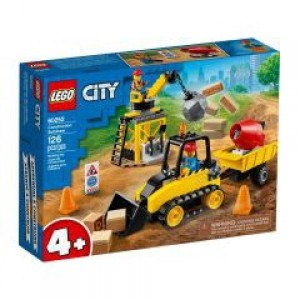 LEGO 60252 City Construction Bulldozer