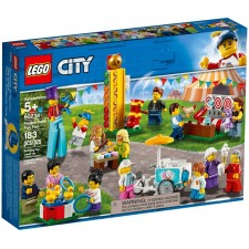 Lego 60234 City People Pack - Fun Fair