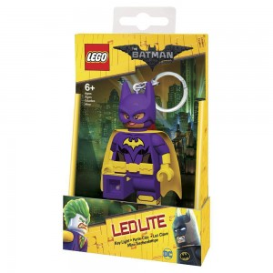 Lego KE104 Super Heroes DC Batman Movie Batgirl Keylight