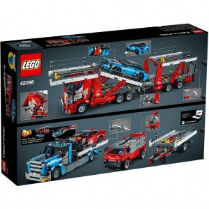 Lego 42098 Technic Car Transporter