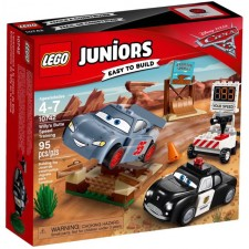 LEGO 10742 JUNIORS Willys Butte Speed Training