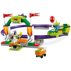 Lego 10771 Toy Story 4 Carnival Thrill Coaster