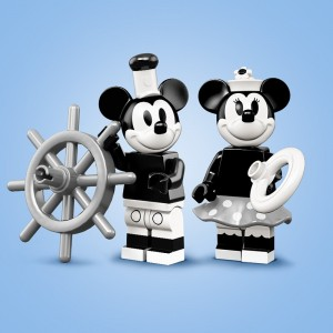 Lego Disney Series 2 71024 Mickey Minnie Collectable Minifigures