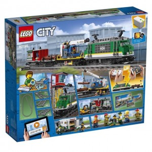 LEGO 60198 CITY Cargo Train