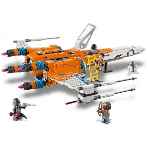 LEGO 75273 STAR WARS Poe Dameron's X-wing