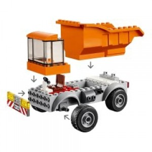LEGO 60220 CITY Garbage Truck