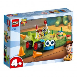 Lego Toy Story 4 10766 Woody & Rc