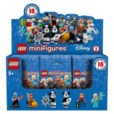 Lego 71024 Disney Series 2 Collectable Minifigures (Box of 60 packs)