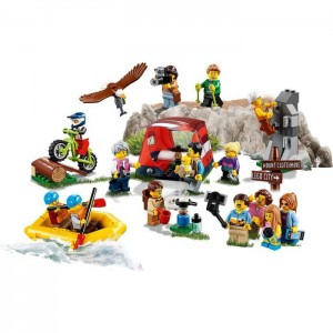 LEGO 60202 CITY People Pack-Outdoor Adventures