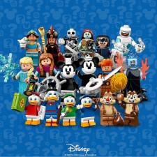 Lego 71024 Disney Series 2 Collectable Minifigures (Set of 18 packs)