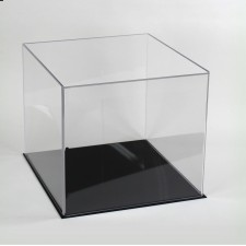 Acrylic Display Casing Square Large