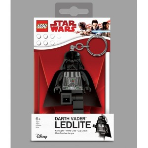 LEGO Star Wars KE7 Keychain LED Lite Darth Vader