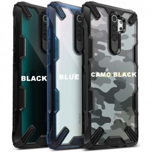 Note 8 / Note 8 Pro Fusion X Design Case Cover Casing