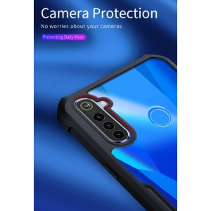 Realme 5 5i / Realme 5 Pro / Realme XT Xt / Realme X2 Pro x2 Pro Military Grade Protection Transparent Case