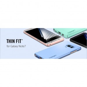 Thin Fit Samsung Galaxy Note FE Case Cover Casing