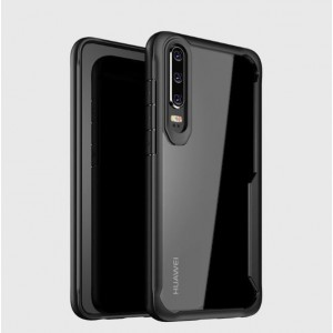HUAWEI P30 / P30 Pro Ultra Slim Soft Bumper With Clear Phone Case Cover Casing