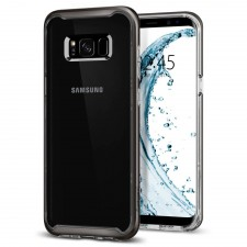 Samsung Galaxy S8 Neo Hybrid Crystal Case Cover Casing