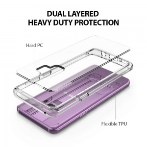Fusion Samsung Galaxy S9 / S9 Plus Phone Case Cover Casing