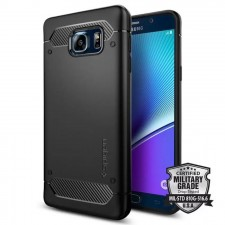 Case Cover Casing for Samsung Galaxy Note 5 (Black)