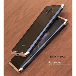 Huawei Mate 10 / Mate 10 Pro LUPHIE Tempered Glass Metal Case Cover Casing