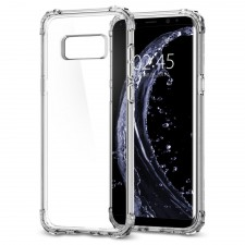 Samsung Galaxy S8 Crystal Shell Case Cover Casing