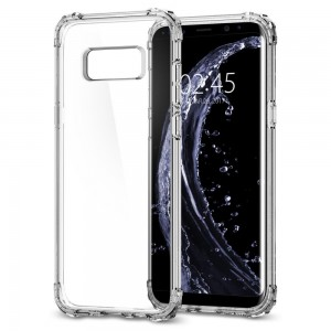 Samsung Galaxy S8 Plus Crystal Shell Case Cover Casing