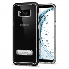 Samsung Galaxy S8 Crystal Hybrid Case Cover Casing