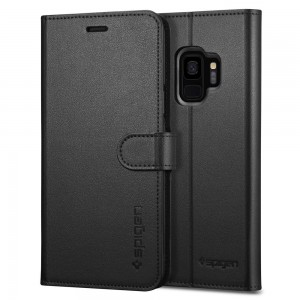 Case Wallet S Samsung Galaxy S9 / S9 Plus Phone Case Cover Casing