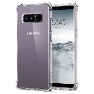 Samsung Galaxy Note8 Crystal Shell Case Cover Casing