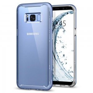 Samsung Galaxy S8 Plus Neo Hybrid Crystal Case Cover Casing