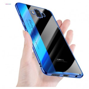Huawei Mate 9 Pro / Mate 10 Pro Soft Rubber Clear Phone Case Cover Casing